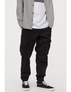Cargo Trousers Relaxed Fit by H&M