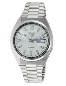Herren Armbanduhr Seiko Snxs73 Analog Automatik Uhr Edelstahl Inkl. Datumanzeige by Ebay Seller