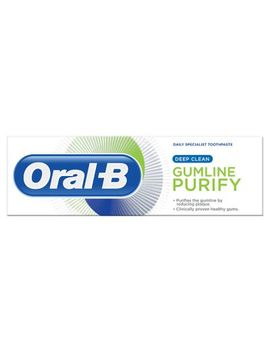 Oral B Gumline Purify Deep Clean 75ml by Oral B