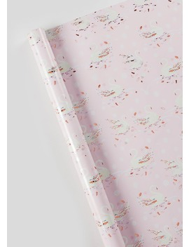 Christmas Wrapping Paper (4m) by Matalan