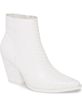 Elevated Bootie by Jeffrey Campbell