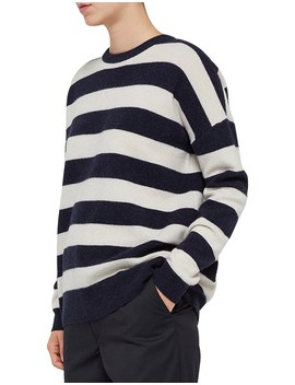 Paterson Stripe Sweater by Jac + Jack