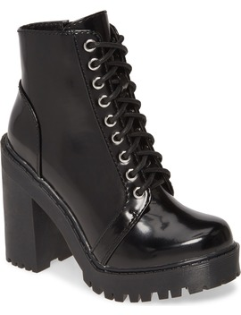 Legend Platform Bootie by Jeffrey Campbell