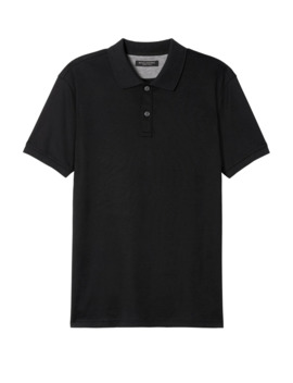 Slim Luxury Touch Polo by Banana Republic