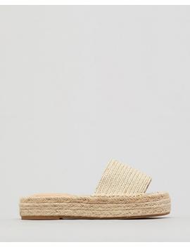 Alan Flatform Shoes by Mooloola