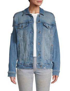 Classic Denim Jacket by Max Studio