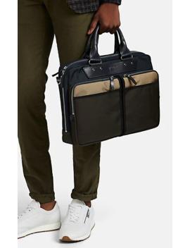 Deux Trava Briefcase by Cledran