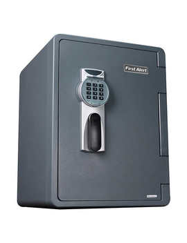 First Alert 2.14 Cu Ft Digital Ready Seal Waterproof Fire Resistant Safe by First Alert