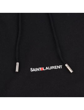 Saint Logo Hood Ld00 by Saint Laurent