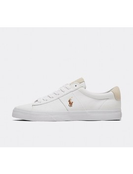 Sayer Canvas Trainer by Polo Ralph Lauren