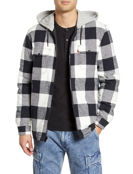 X Justin Timberlake Reversible Hooded Jacket by Levi's®