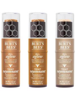 Burt's Bees 100% Natural All Aglow Highlighter Stick 8.5g (Various Shades) by Burt's Bees