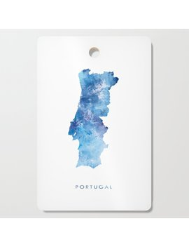 Portugal Cutting Board by Society6
