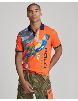Classic Fit Terrain Polo Shirt by Ralph Lauren