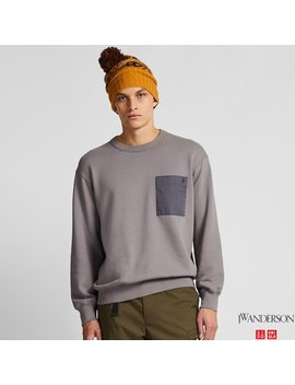 Herren Jw Anderson Sweatshirt by Uniqlo