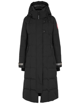 Elmwood Black Arctic Tech Parka by Canada Goose