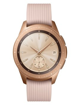 Samsung Galaxy Cellular 42mm Smart Watch   Rose Gold197/6054 by Argos