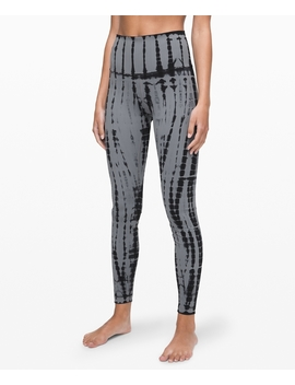 "Wunder Under High Rise Tight 28"" Full On Luxtreme by Lululemon"