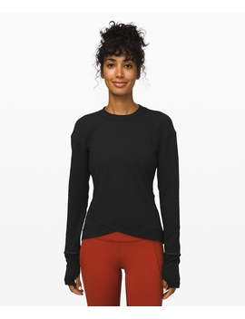 Close To Crossing Long Sleeve Rulu by Lululemon