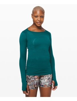 Swiftly Tech Long Sleeve Crew by Lululemon