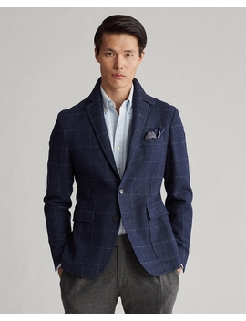 Polo Soft Checked Sport Coat by Ralph Lauren