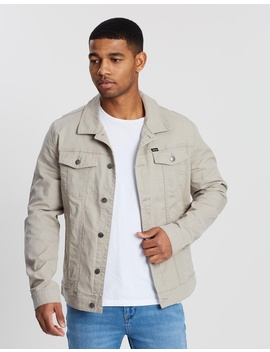Canvas Trucker Jacket by Riders By Lee