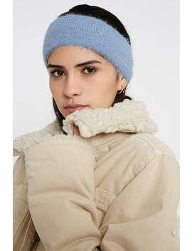 Eyelash Knit Earwarmer Headband by Urban Outfitters