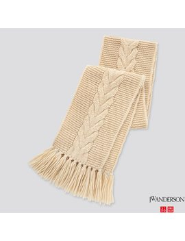 Cable Scarf (Jw Anderson) by Uniqlo