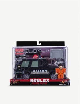Roblox Jailbreak: Swat Unit Playset by Pocket Money