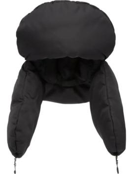 Polstret Hat I Nylon Gabardine by Prada