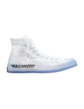 Off White X Chuck 70 'the Ten' by Brand Converse