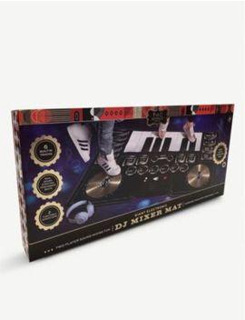 Dj Mixer Music Floor Mat 86cm X 40cm by Fao Schwarz