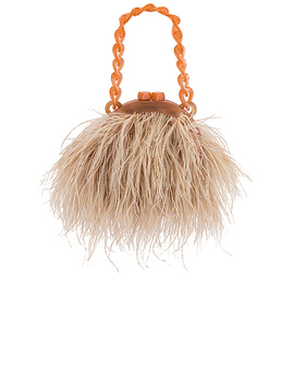 Rocco Purse In Nude by Lpa