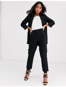 Asos Design Petite Tailored Smart Mix & Match Cigarette Suit Pants by Asos Design