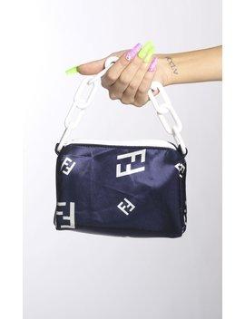 Vintage Rework Fendi Mini Chain Bag by Frankie.