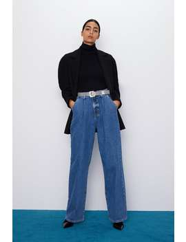 Jeans Z1975 Wide Leg by Zara