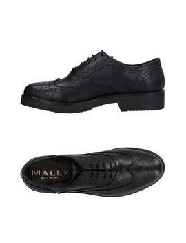 Обувь на шнуровке by Mally