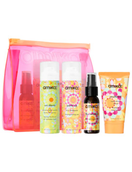 Not So Basics Travel Set by Amika