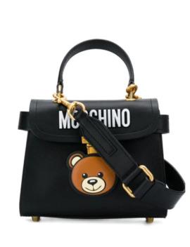 Teddy Bear Satchel by Moschino