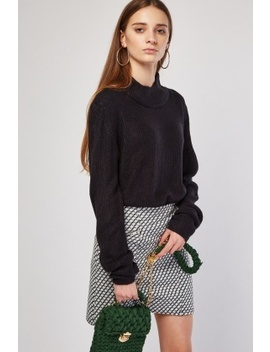 Long Sleeve Rib Knit Jumper by Everything5 Pounds