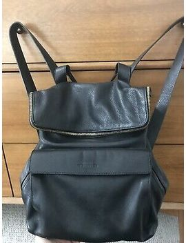 Whistles Leather Verity Backpack! Used Once by Ebay Seller