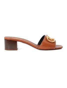 sandales-à-talons-go-logo-valentino-garavani by valentino