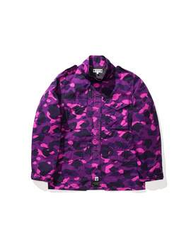 Bape X Undefeated Color Camo M 65   Purple by Undefeated