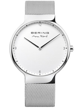 15540 004 Mesh Strap Silver Watch by Bering Max Rene