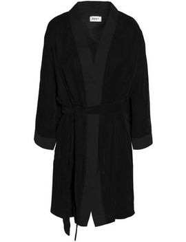Velvet Robe by Dkny