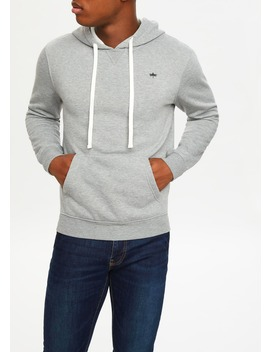 Pull On Embroidered Hoodie by Matalan