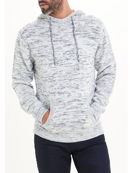 Chunky Knitted Hoodie by Matalan
