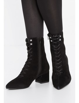 Mya   Lace Up Ankle Boots by Vagabond