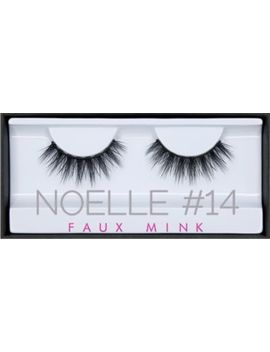 Noelle Faux Mink Lashes #14 by Huda Beauty