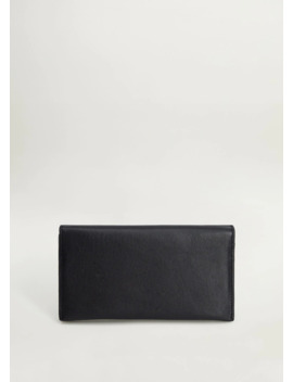Leather Wallet by Mango